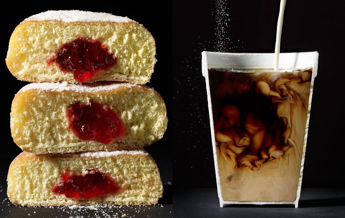 *Cut Food橫切食物:藝術家Beth Galton趣味創意藝術攝影! 2