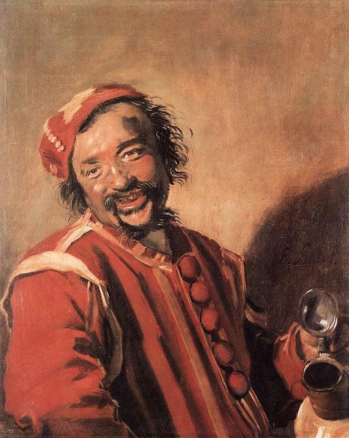 Frans Hals - Peeckelhaering