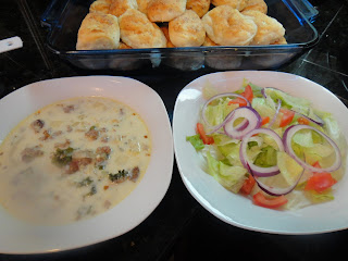 Mom what 39 s for dinner just like olive garden salad - Olive garden soup and salad dinner ...