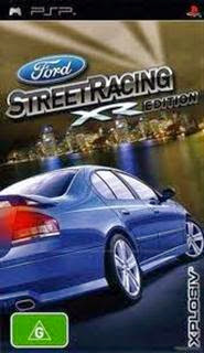 Ford Street Racing XR Edition   PSP