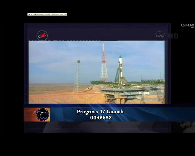 Progress M-15M: Lancement & Mission. P2