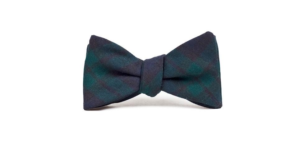 *Harding & Wilson的手工羊毛領結!:傳承過往紳士風的Bow Tie! 9