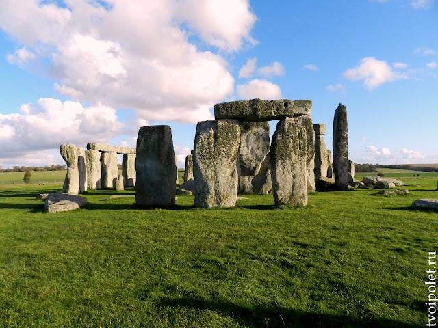 Stonehenge фото