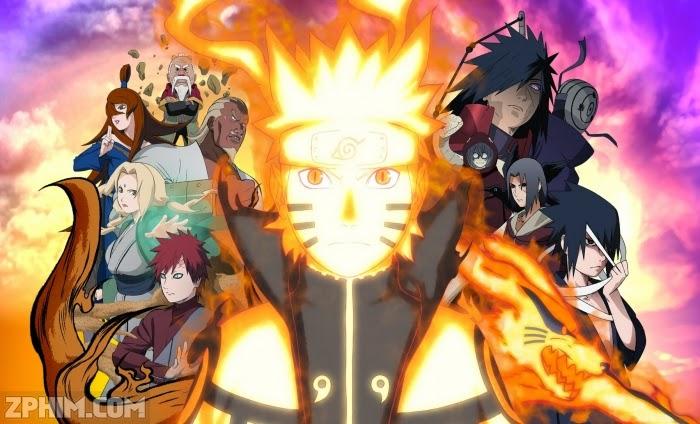 Ảnh trong phim Naruto Phần 2 - Naruto Shippuuden 9
