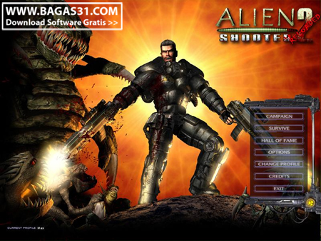 Alien Shooter 2 Reloaded Full 2