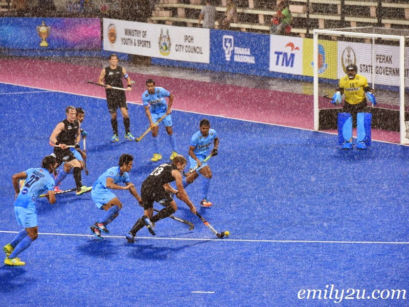 2015 Sultan Azlan Shah Cup – Match 5 – New Zealand (2) - India (1)