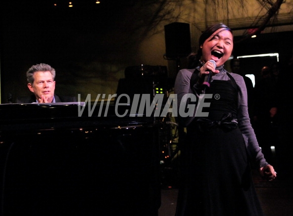10/29/08 - David Foster's 59th Birthday Party - Bon Appétit Supper Club and Café, New York, NY 108451925