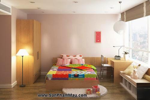 Bài trí nội thất cho chung cư 172 m2-9
