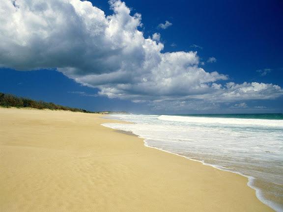 Playa de Molokai