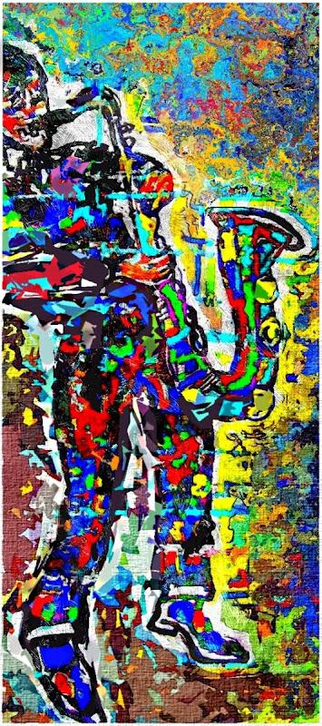 El saxofonista del Raval (Toni Arencón Arias)