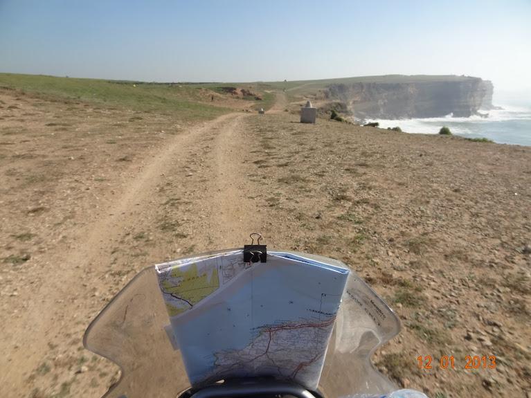 marrocos - Marrocos e Mauritãnia a Queimar Pneu e Gasolina DSC05442