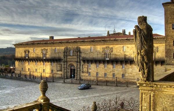 Parador Hostal Dos Reis Católicos (Santiago de Compostela)