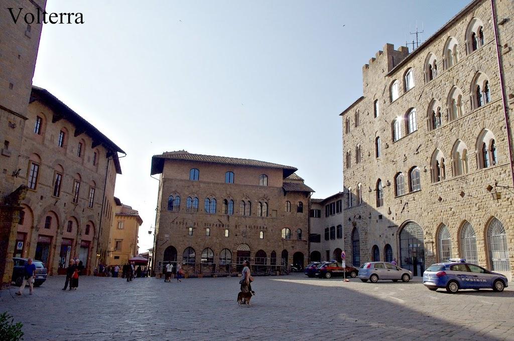 Ruta por la Toscana y norte de Italia. Volterra