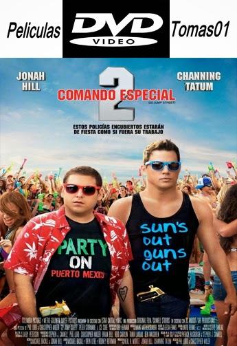 Comando Especial 2 (Infiltrados en la Universidad) (2014) DVDRip