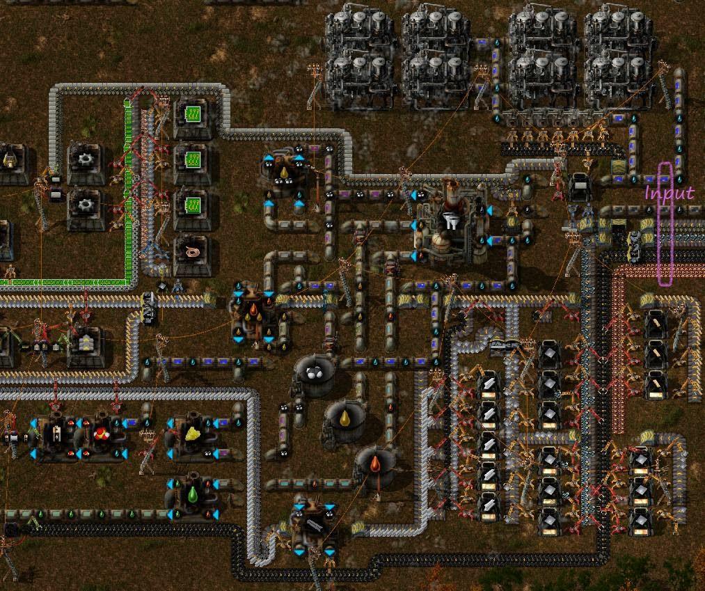 Can Not Build Basic Inserter