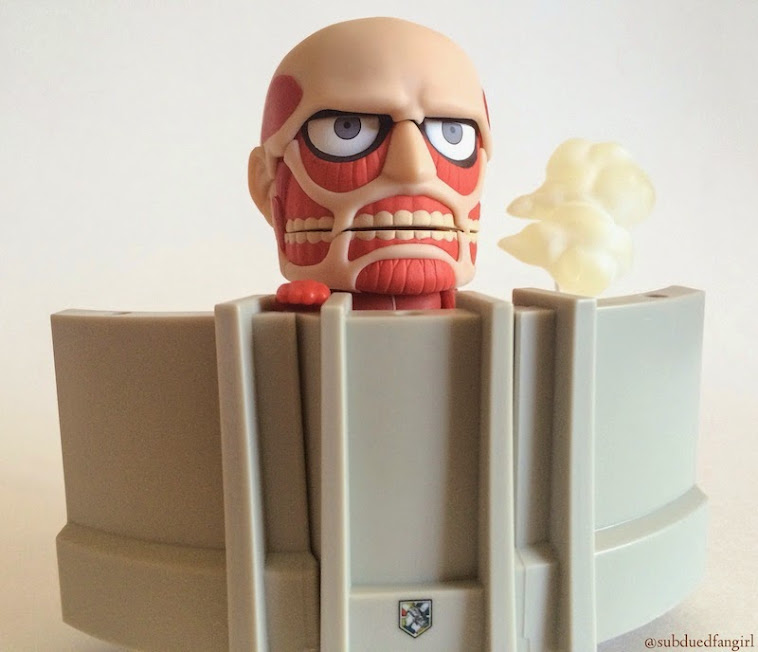 Nendoroid Colossal Titan Review Image 1