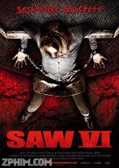 Lưỡi Cưa 6 - Saw 6 (2009) Poster
