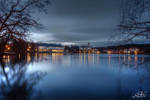 Abendlicher Rundgang durch Bad Salzungen/Thüringen 02  #Fujifilm  #X-M1 #PhotoManiaGermany #hqsphdr...