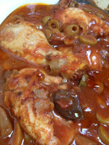 Le mie ricette online pollo in saccoccio for Ricette on line