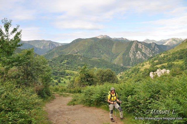 Subida al Pico Tiatordos