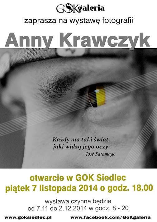 Wystawa fotografii Anny Krawczyk @ Siedlec