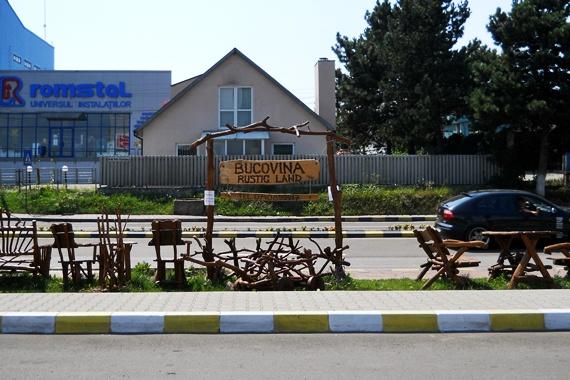 Bucovina rustic land
