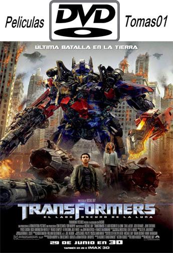Transformers 3: El lado oscuro de la Luna (2011) DVDRip