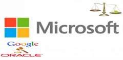 Microsoft se une a Oracle y reclaman a Google mil millones de dólares por usar Java