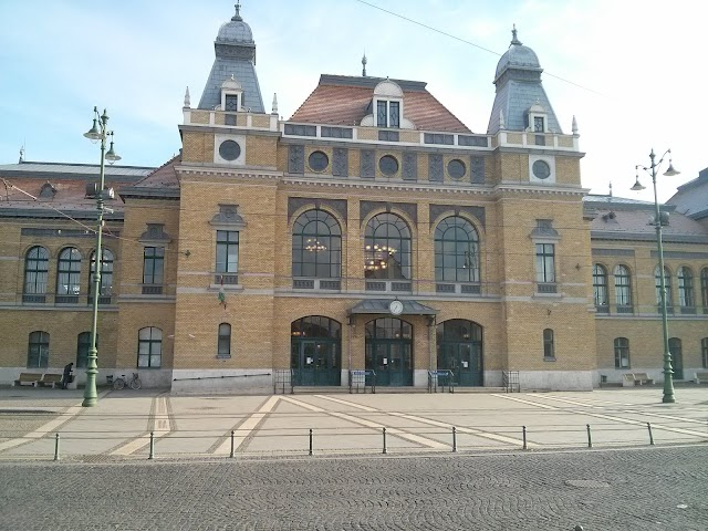 Szeged Vasútállomás
