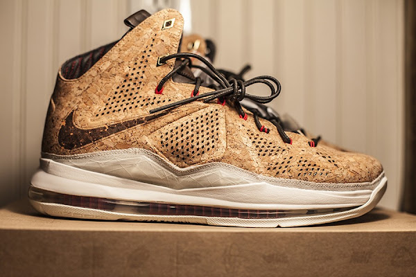 Nike Alters MSRP for Nike LeBron X Cork From 305 to 250