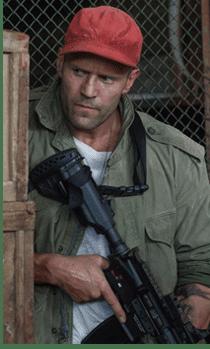 Jason Statham || Expebdables-3