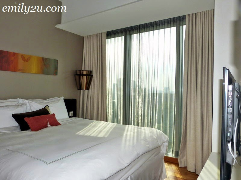 Executive deluxe suite park avenue rochester singapore - 2 bedroom hotel suites singapore ...