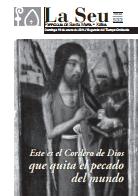 Hoja Parroquial Nº533 - Este es el Cordero de Dios  que quita el pecado del mundo. Iglesia Colegial Basílica de Santa María de Xàtiva - Sexto aniversario de la erección de la colegiata.