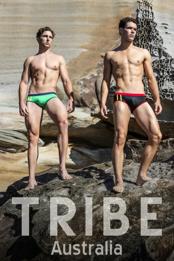 Tribe Swimwear in the Fashion & Fitness Show