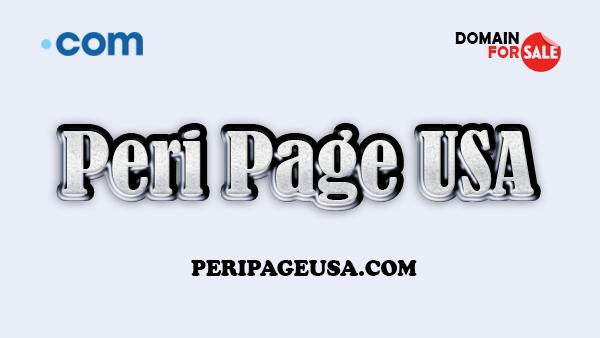 PeriPageUSA.com