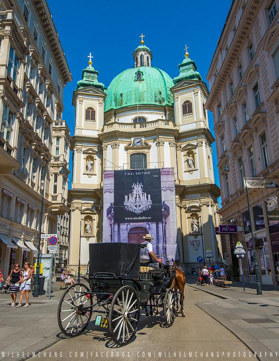 維也納聖伯多祿教堂 Peterskirche
