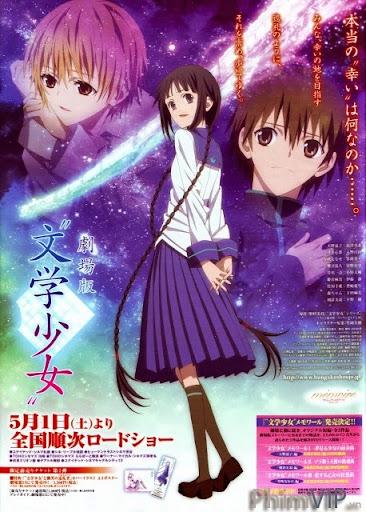 Những Bức Thư Kì Lạ - Bungaku Shoujo poster