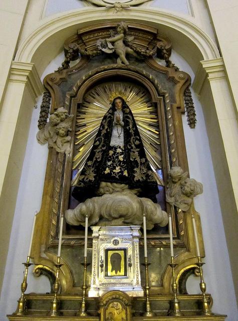 Iglesia De San Marcos Viendo Madrid