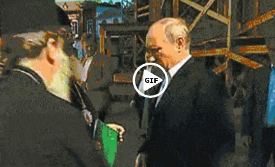 HUMOR: Putinit Nuk i Pelqen Kur i Puthin Doren