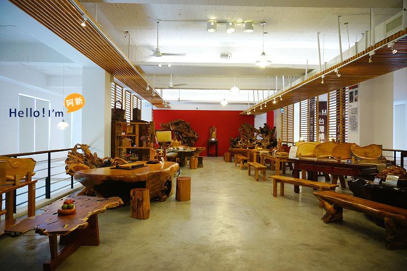 台中龍井景點,希諾奇檜木博物館-9