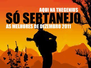 Baixar CD 99803268996444451569 As Melhores do Sertanejo [Dezembro 2011]