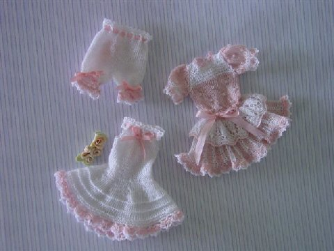 Chrystals Designs Miniature Knitting Patterns 3 12 Pearl