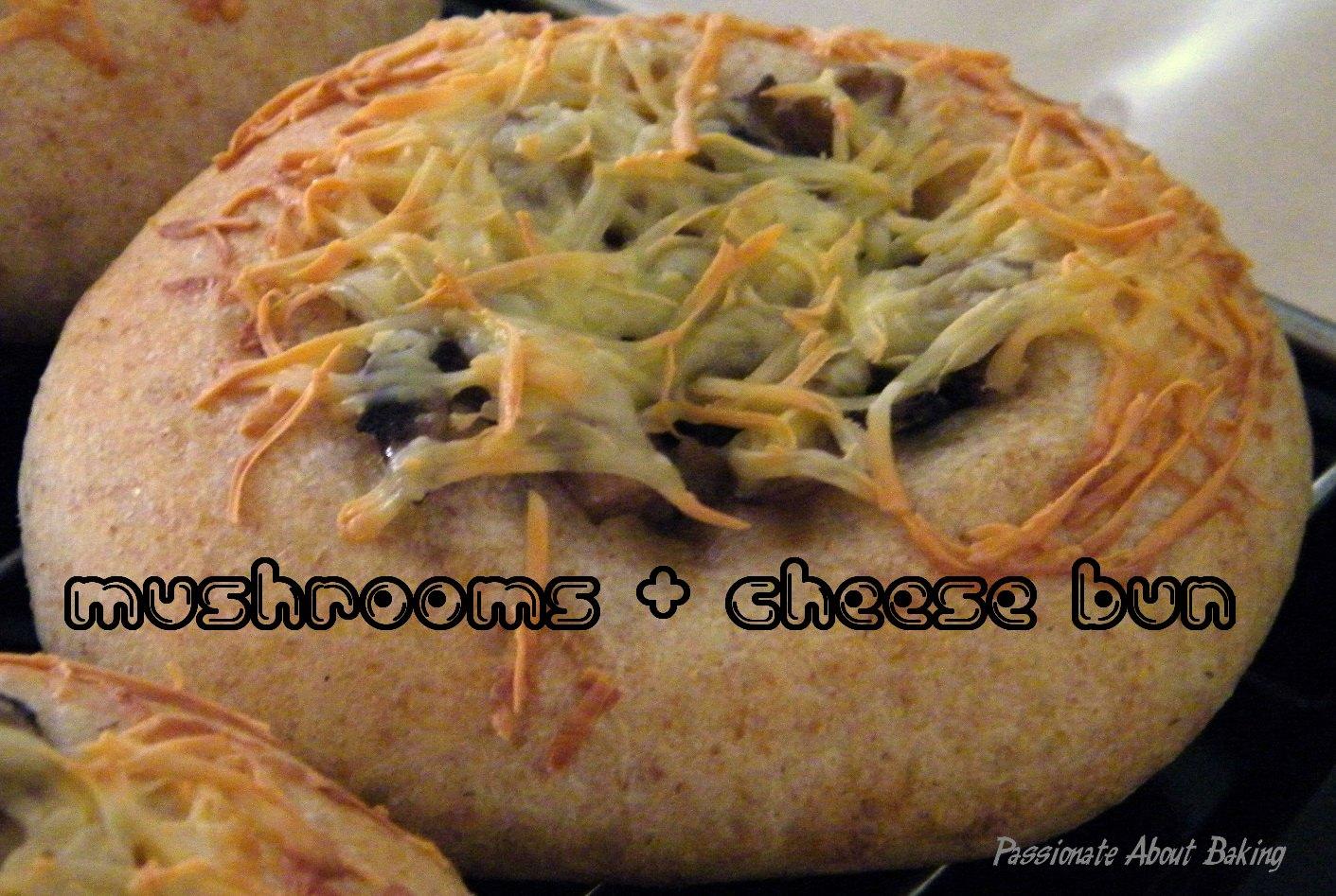 mushrooms broken bread recipes dishmaps baked mushrooms broken bread ...