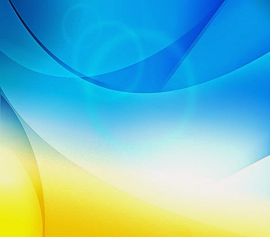 Wallpapers For Gt Yellow Blue Background