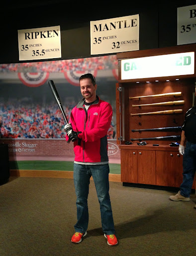 Get the specs on your favorite player's bat and take a few practice swings with their bats at the Louisville Slugger Museum & Factory in Louisville, Kentucky