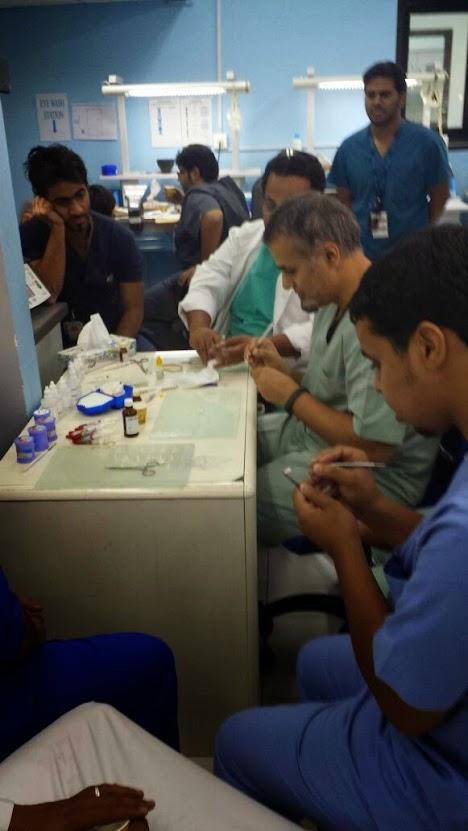 مركز الأسنان بريدة يقيم دورة IMG-20141015-WA0061.jpg