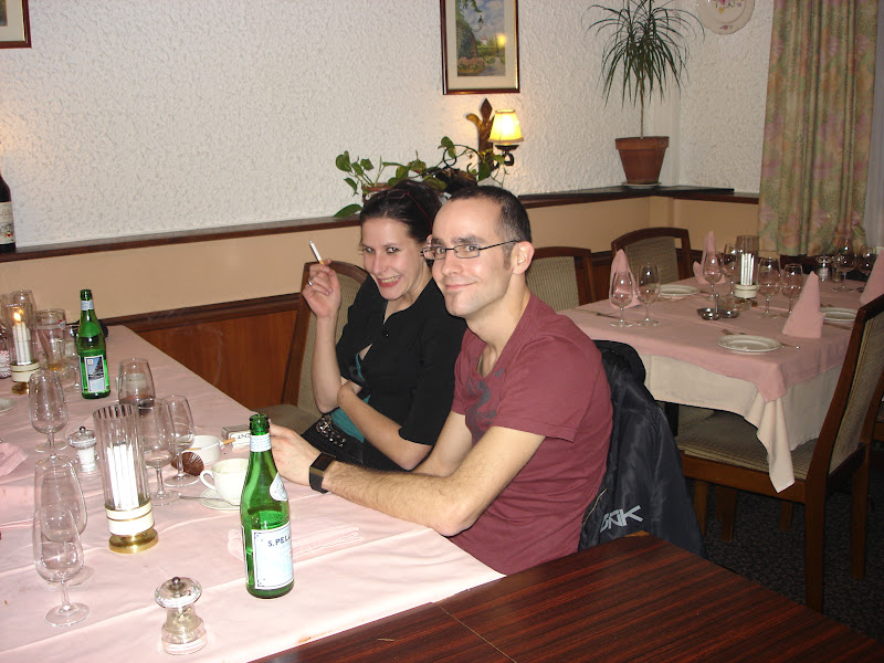 Mikael et Anne-Frédérique