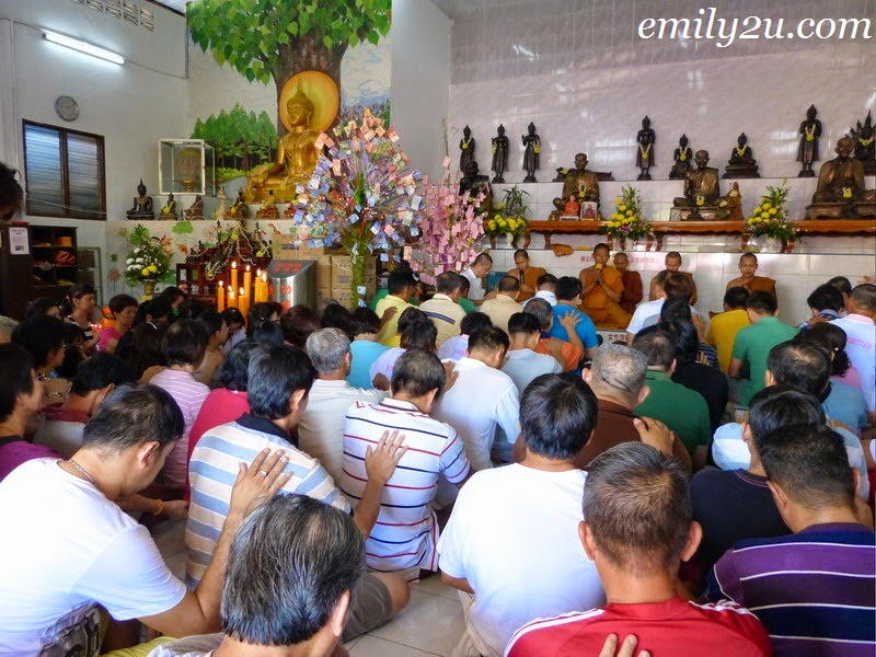 Wat Puthanimittam Kathina Pinkama Ceremony