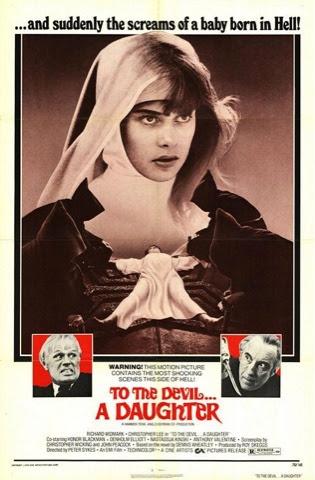 Sataembre: La monja poseída (1976) de Peter Skyes