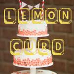 Lemoncurd-Torte